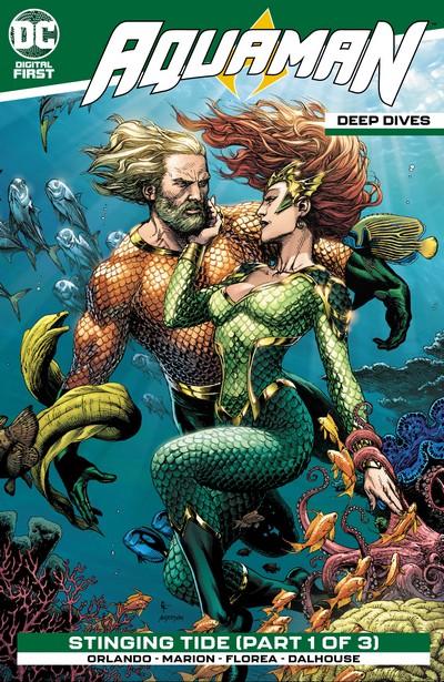 Aquaman – Deep Dives #5 (2020)
