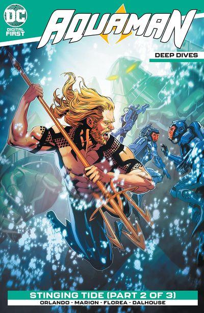 Aquaman – Deep Dives #6 (2020)
