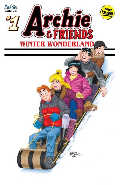Archie & Friends – Winter Wonderland #1 (2020)