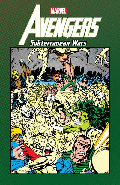 Avengers – Subterranean Wars (2020)