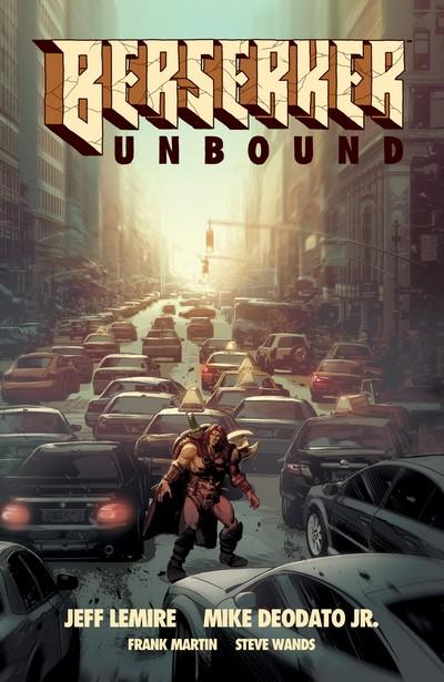 Berserker Unbound Vol. 1 (TPB) (2020)