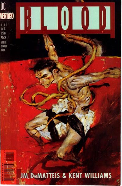 Blood – A Tale #1 – 4 (1987)