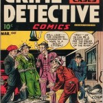 Crime Detective Comics Vol. 1 – 3 (1948-1953)