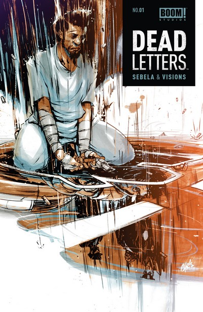 Dead Letters #1 – 12 + TPBs (2014-2016)