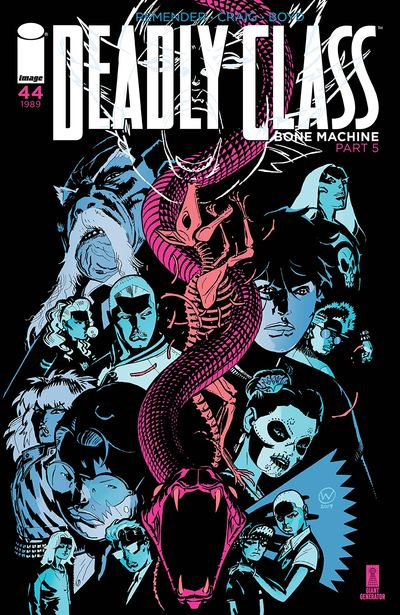 Deadly Class #44 (2020)