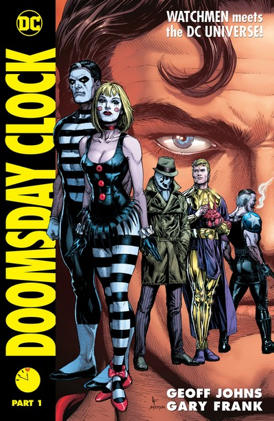 Doomsday Clock Part 1 (2019)