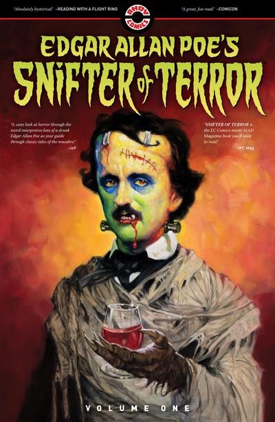 Edgar Allan Poe's Snifter of Terror Vol. 1 (TPB) (2019)