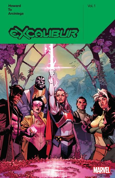 Excalibur by Tini Howard Vol. 1 (TPB) (2020)
