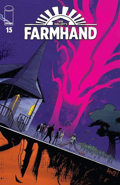 Farmhand #15 (2020)
