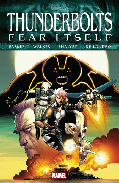 Fear Itself – Thunderbolts (TPB) (2012)