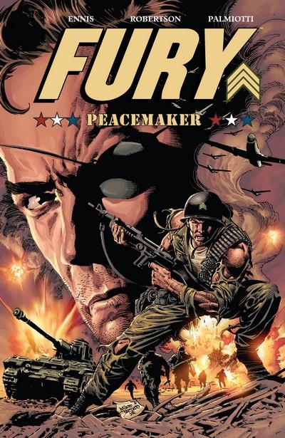 Fury – Peacemaker (Fan Made TPB) (2006)