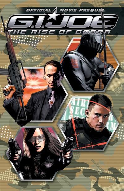 G.I. Joe – The Rise of Cobra – Movie Prequel (TPB) (2009)