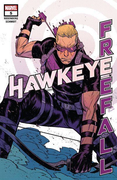Hawkeye – Freefall #5 (2020)