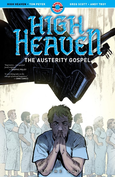 High Heaven Vol. 1 – The Austerity Gospel (TPB) (2019)