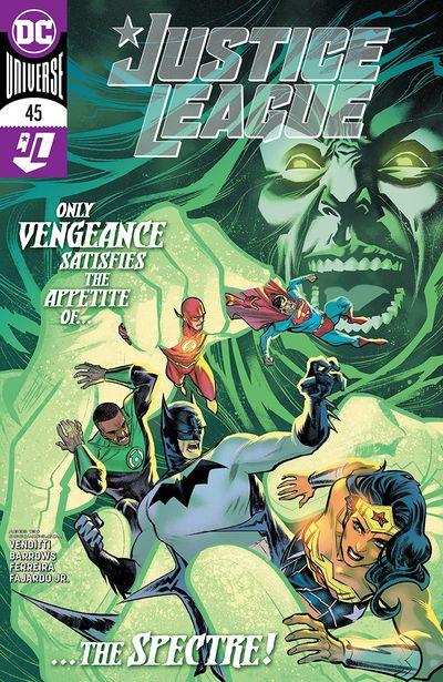 Justice League #45 (2020)