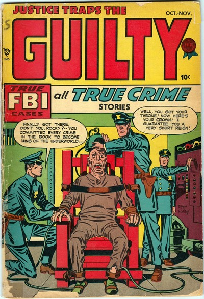 Justice Traps the Guilty #1 – 92 (1947-1968)