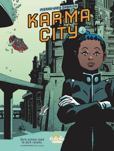 Karma City #1 – 10 (2017-2020)