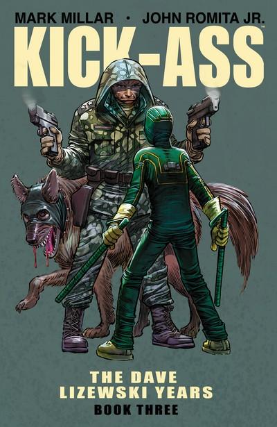 Kick-Ass – The Dave Lizewski Years Vol. 3 (2018)
