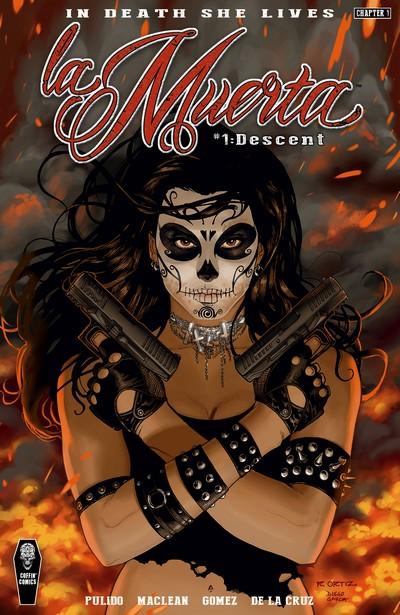 La Muerta #1 – 5 (2016-2019)