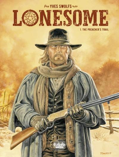 Lonesome #1 – The Preacher's Trail (2020)
