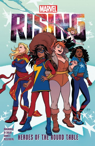 Marvel Rising – Heroes Of The Round Table (TPB) (2019)