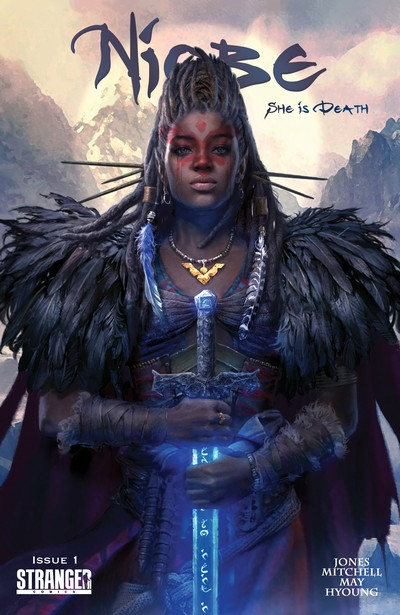 Niobe – She is Death #1 – 4 (2020)
