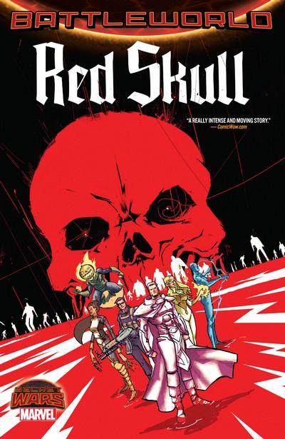 Red Skull (TPB) (2016)