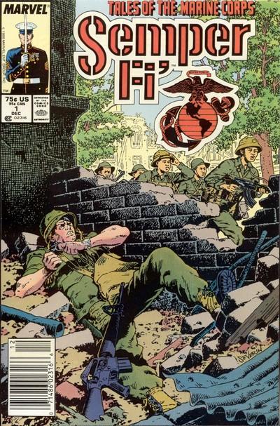 Semper Fi #1 – 9 (1988-1989)