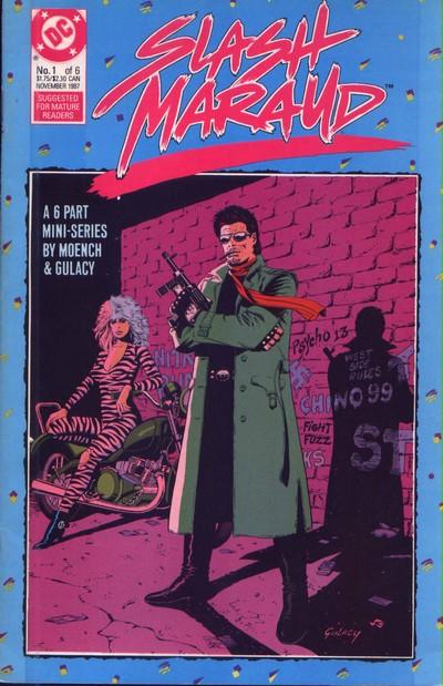 Slash Maraud #1 – 6 (1987-1988)