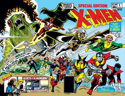 Special Edition X-Men #1 (1983)