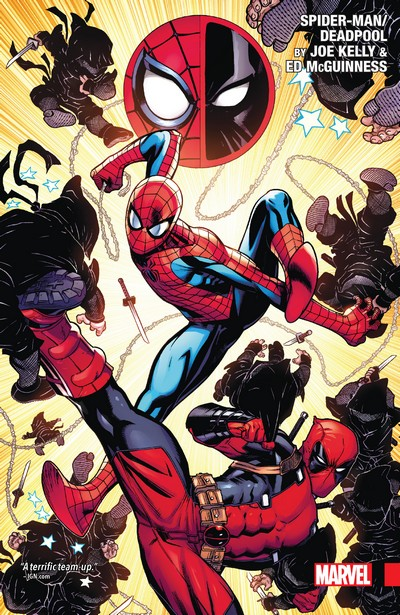 Spider-Man-Deadpool by Kelly & McGuinness (2019)