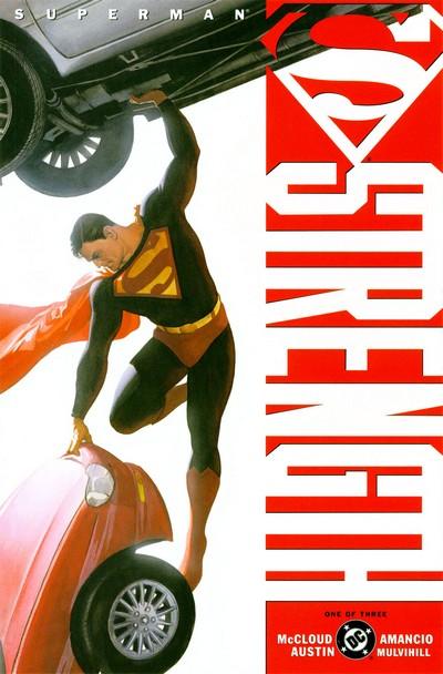 Superman – Strength #1 – 3 (2005)