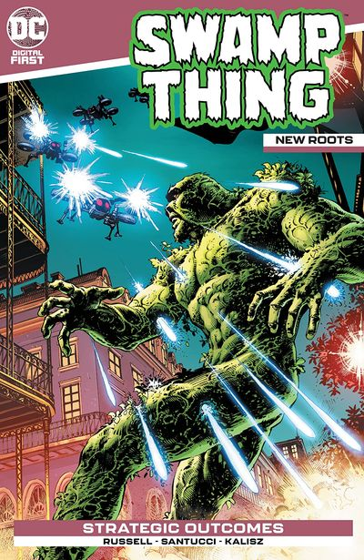 Swamp Thing – New Roots #4 (2020)