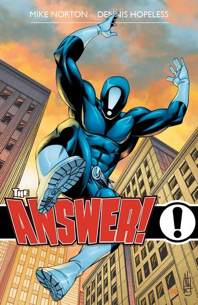 The Answer! Vol. 1 (TPB) (2013)