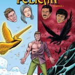 The Golden Pelican #1 – 6 (2018-2019)