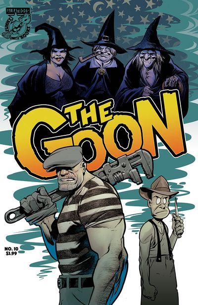 The Goon #10 (2020)
