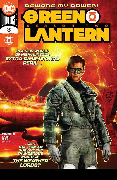 The Green Lantern Season Two #3 (2020)
