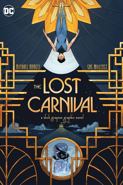 The Lost Carnival – A Dick Grayson Graphic Novel (2020)