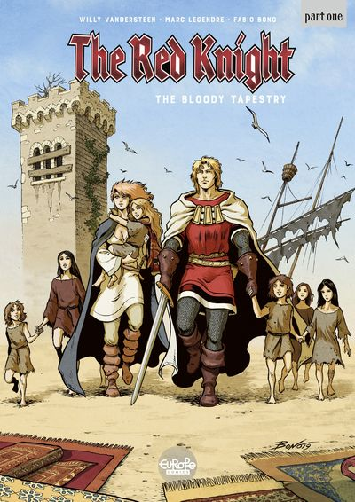 The Red Knight #1 – 2 (2020)
