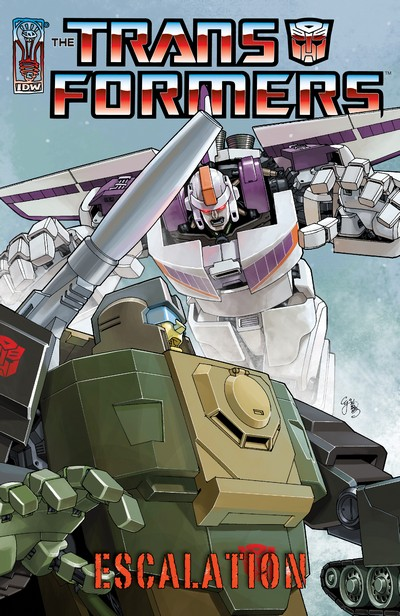The Transformers – Escalation (TPB) (2007)
