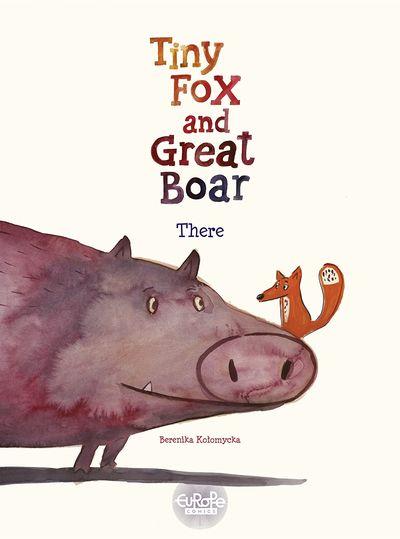 Tiny Fox and Great Boar #1 – 5 (2018-2020)