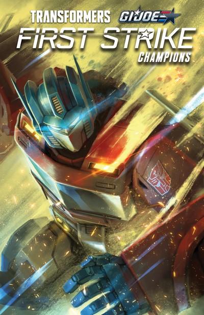 Transformers – G.I. Joe – First Strike – Champions (TPB) (2018)