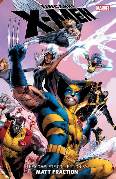 Uncanny X-Men – The Complete Collection by Matt Fraction Vol. 1 – 3 (2019)