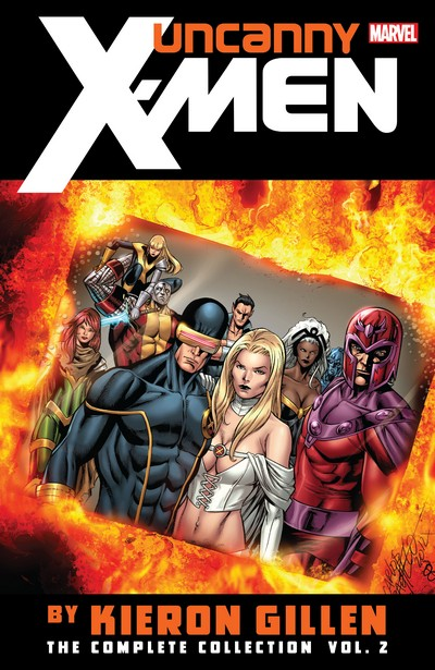 Uncanny X-Men by Kieron Gillen – The Complete Collection Vol. 2 (2020)
