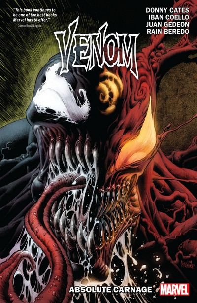 Venom by Donny Cates Vol. 3 – Absolute Carnage (TPB) (2020)