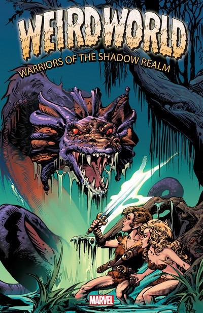Weirdworld – Warriors of the Shadow Realm (TPB) (2015)