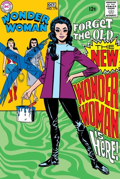 Wonder Woman – Diana Prince (Story Arc) (1968-1972)