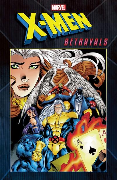 X-Men – Betrayals (2020)