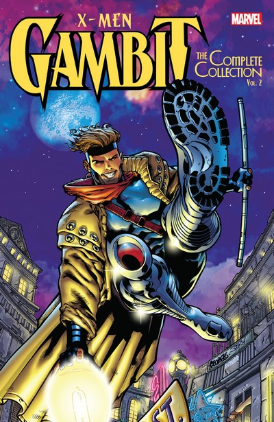 X-Men – Gambit – The Complete Collection Vol. 2 (2018)