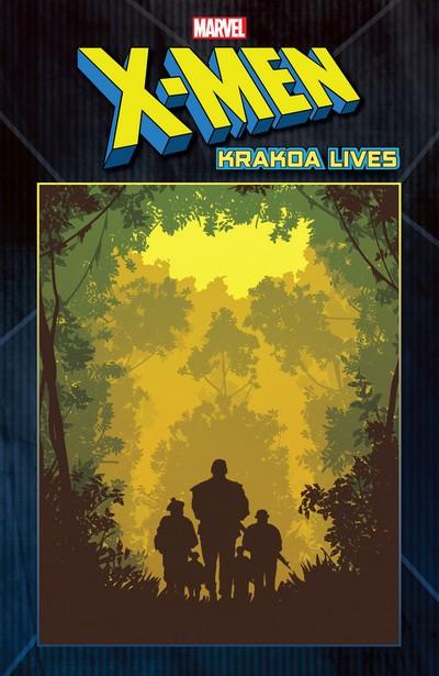 X-Men – Krakoa Lives (TPB) (2020)